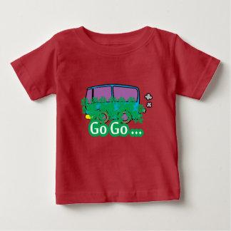 Camiseta De Bebé vaya van