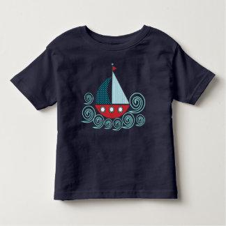 Camiseta De Bebé velero