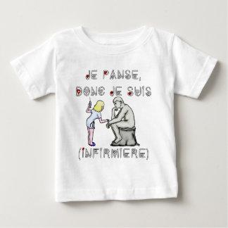 Camiseta De Bebé Vendé pues yo soy (Enfermera) - Juegos de palabras