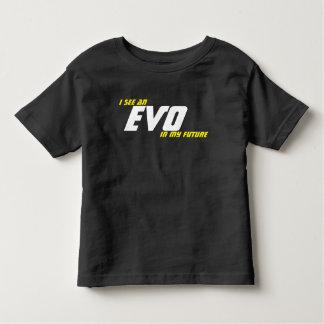 Camiseta De Bebé Veo un EVO en mi futuro
