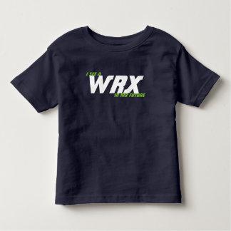 Camiseta De Bebé Veo un WRX en mi futuro
