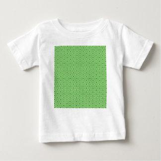 Camiseta De Bebé Verde mágico de los extractos