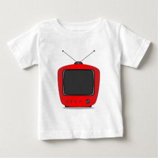 Camiseta De Bebé Vieja televisión