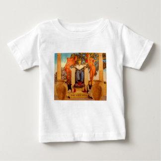 Camiseta De Bebé Viejo rey Cole