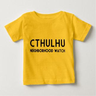 Camiseta De Bebé Vigilancia vecinal de Cthulhu