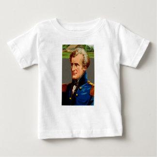 Camiseta De Bebé Vintage de Andrew Jackson