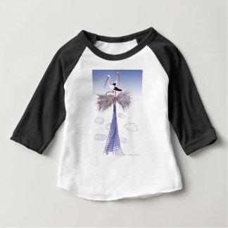 Camiseta De Bebé Visitantes incómodos de ShardArt de Tony Fernandes