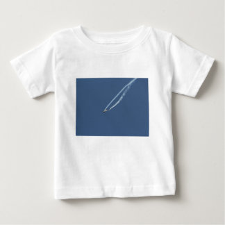 Camiseta De Bebé Vuelo 3 del tifón de Eurofighter