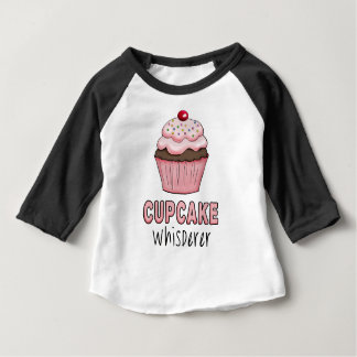 Camiseta De Bebé Whisperer de la magdalena