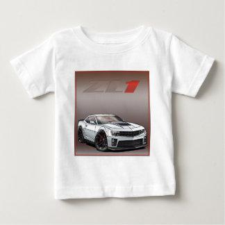 Camiseta De Bebé White_ZL1