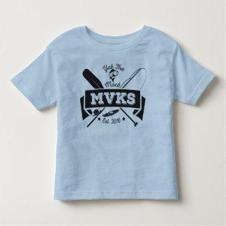 Camiseta De Bebé Yacs el Mack