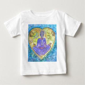 Camiseta De Bebé Yoga