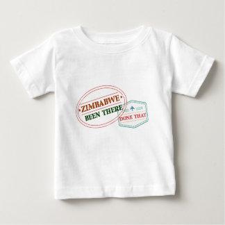 Camiseta De Bebé Zimbabwe allí hecho eso