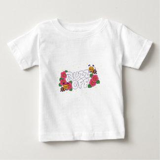 Camiseta De Bebé Zumbido apagado