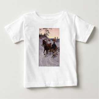 Camiseta De Bebé Zygmunt_Ajdukiewicz_Polnische_Schlittenfahrt