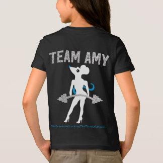 Camiseta de Bella del amy del equipo