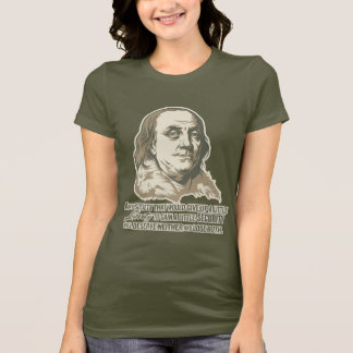 Camiseta de Ben Franklin