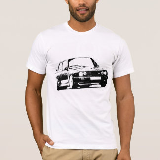 Camiseta de BMW e3o M3