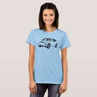 Camiseta de BMW i3