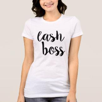 Camiseta de Boss del latigazo