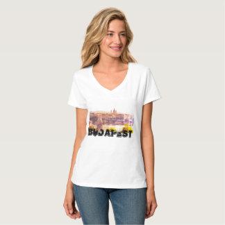 Camiseta de Budapest Hungría