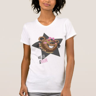 Camiseta de BWH Barbie