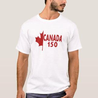 Camiseta de Canadá 150