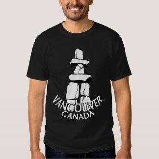 Camiseta de Canadá del tamaño extra grande de la