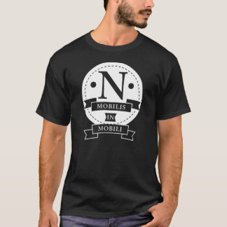 Camiseta de capitán Nemo