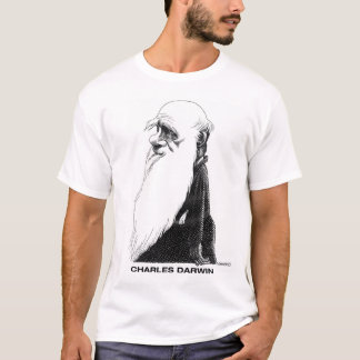 Camiseta de Charles Darwin