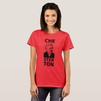 Camiseta de Chesterton de las mujeres