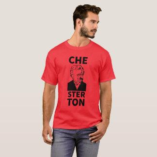 Camiseta de Chesterton de los hombres