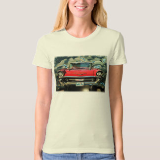 Camiseta de Chevy 57