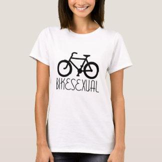 Camiseta de ciclo del ciclista de Bikesexual