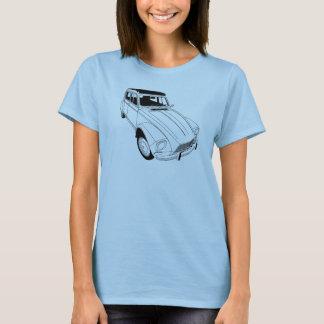 Camiseta de Citroen Dyane