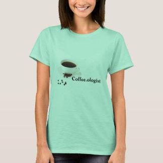 Camiseta de Coffee.ologist