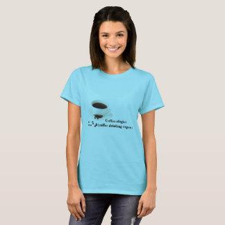 Camiseta de Coffee.ologist (experto de consumición