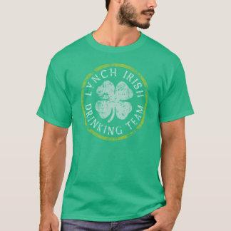 Camiseta de consumición del equipo del irlandés de