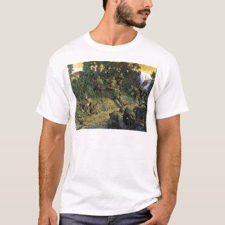 Camiseta De Cornrow al seto de Keith Rocco