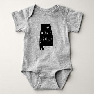 Camiseta de cosecha propia del estado de Alabama