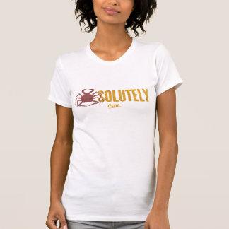 Camiseta de Crabsolutely