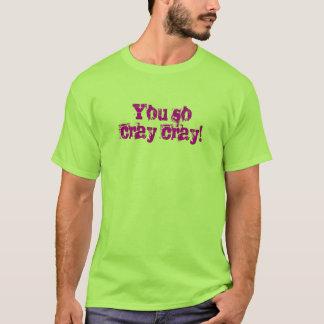 Camiseta de Cray Cray