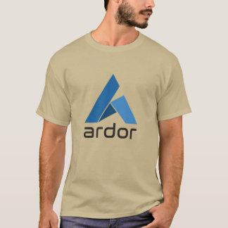 Camiseta de Crpyto del Ardor Camiseta