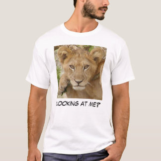 Camiseta de Cub de león