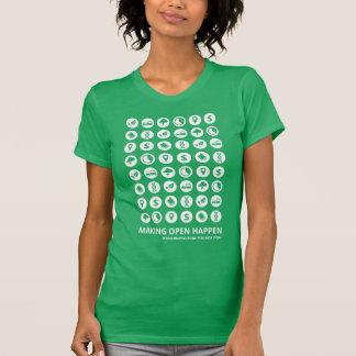 Camiseta de Datatypes (mujeres)