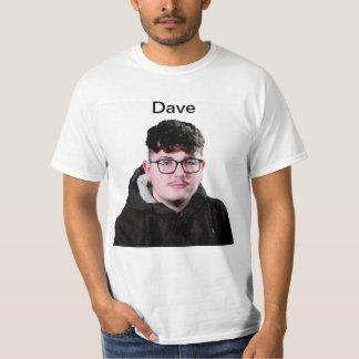 Camiseta de Dave