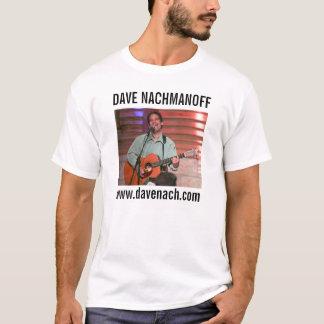 Camiseta de Dave Nachmanoff en color