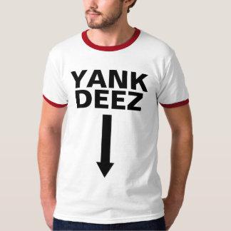 Camiseta de Deez del tirón