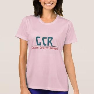 Camiseta de Deporte-TEC de las mujeres de la GCR