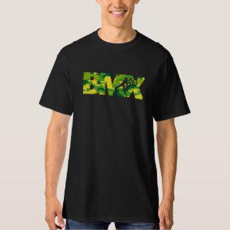 Camiseta de Digitaces Camo de la plantilla de BMX